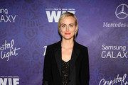 Taylor Schilling Ankle boots