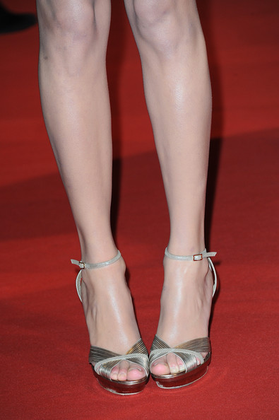 Taylor Swift Evening Sandals