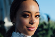 Amber Stevens West Ponytail