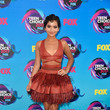 Isabela Moner in Sophie Theallet