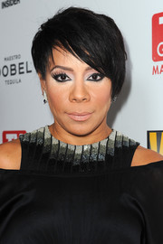 Selenis Leyva looked edgy with her short emo cut at the Television Industry Advocacy Awards.