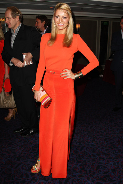 Tess Daly Clothes