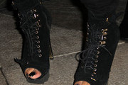 Teyana Taylor Ankle boots