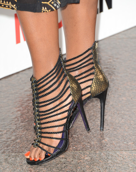 Teyonah Parris Shoes
