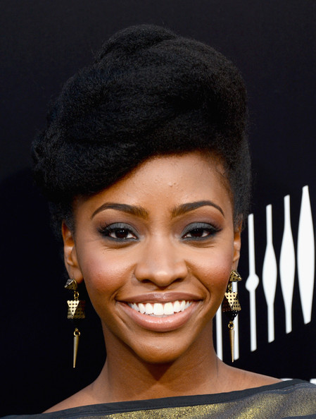 Teyonah Parris Beauty