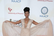 Teyonah Parris Mermaid Gown