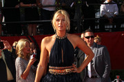 Tennis player Maria Sharapova arrives at The 2011 ESPY Awards at Nokia Theatre L.A. Live on July 13, 2011 in Los Angeles, California.