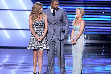 Hayden Panettiere Connie Britton The 2012 ESPY Awards - Show