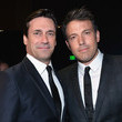 Jon Hamm and Ben Affleck