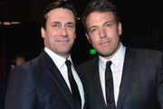 Jon Hamm and Ben Affleck Photo