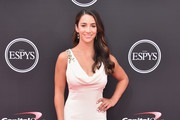 Aly Raisman Evening Dress