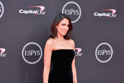 Actor Eiza González attends The 2018 ESPYS at Microsoft Theater on July 18, 2018 in Los Angeles, California.