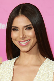 Roselyn Sanchez looked simply elegant with her sleek straight style at the ALMAs 2018.