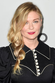Kirsten Dunst looked lovely with her fairytale braid at the New York premiere of 'The Beguiled.'