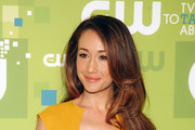 Maggie Q attends the CW Network's 2011 Upfront at Jazz at Lincoln Center on May 19, 2011 in New York City.