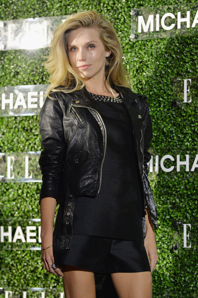 Theodora Richards Leather Jacket