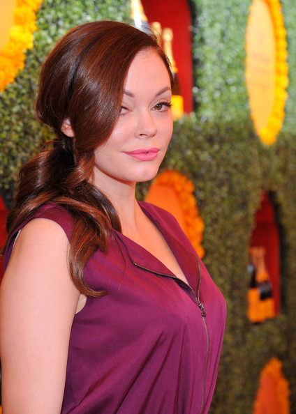 More Pics of Rose McGowan Jumpsuit (1 of 7) - Jumpsuit Lookbook - StyleBistro