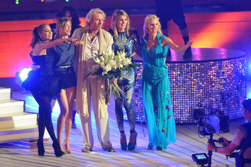 Jennifer Lopez Cameron Diaz Thomas Gottschalk's Last 'Wetten dass...?' Summer Edition From Mallorca