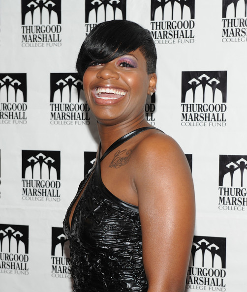 Fantasia+Barrino in The Thurgood Marshall College Fund's 22nd Anniversary Celebration