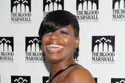 Recording artist Fantasia attends the Thurgood Marshall College Fund's 22nd anniversary celebration at the Sheraton New York Hotel & Towers on October 26, 2009 in New York City.