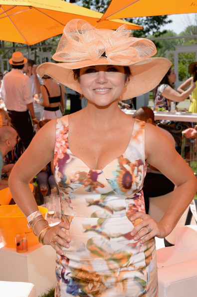 Tiffani Thiessen Decorative Hat
