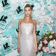 In Ellery At The Tiffany & Co. Paper Flowers Event