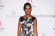 Tika Sumpter Print Dress