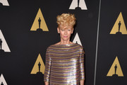 Tilda Swinton Beaded Dress