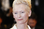Tilda Swinton Diamond Brooch