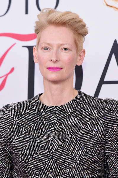 Tilda Swinton Boy Cut