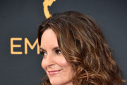 Tina Fey Medium Curls