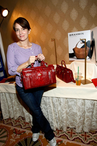 Tina Fey Handbags