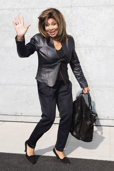 Tina Turner Leather Jacket
