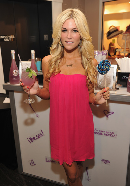 Tinsley Mortimer Hair