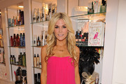 Tinsley Mortimer Strappy Sandals