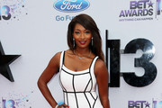 Toccara Jones Evening Dress