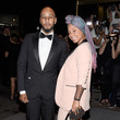Swizz Beats and Alicia Keys at Tom Ford