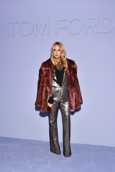 More Pics of Rachel Zoe Fur Coat (1 of 4) - Outerwear Lookbook - StyleBistro