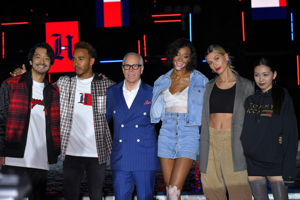 More Pics of Hailey Bieber Messy Updo (1 of 18) - Hailey Bieber Lookbook - StyleBistro [photographs,event,youth,fashion,uniform,performance,fashion design,talent show,competition,team,tommy hilfiger,lewis hamilton,winnie harlow,photocall,l-r,fashion,japan,tommy hilfiger presents tokyo icons,photocall,lewis hamilton,hailey rhode bieber,tommy hilfiger,winnie harlow,dee ocleppo,photography,2015 japanese grand prix,image,fashion]