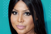 Toni Braxton Long Straight Cut