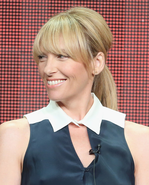 Toni Collette Ponytail