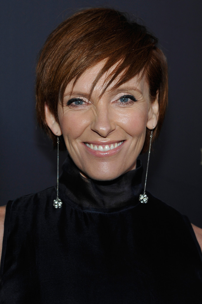 Toni Collette Short Cut With Bangs Short Hairstyles