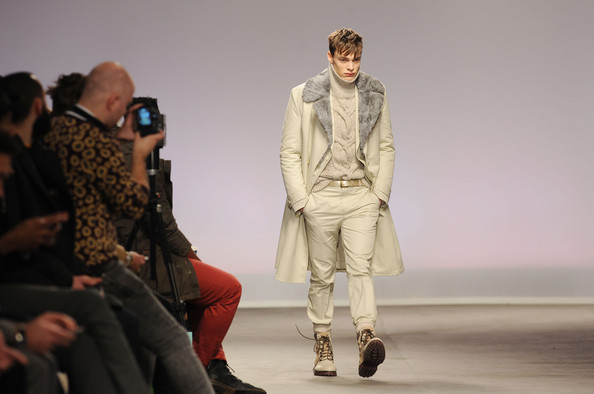 A Model Looking Morose at Topman
