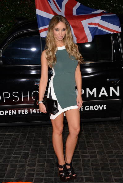 More Pics of Lauren Pope Platform Sandals (1 of 11) - Lauren Pope Lookbook - StyleBistro