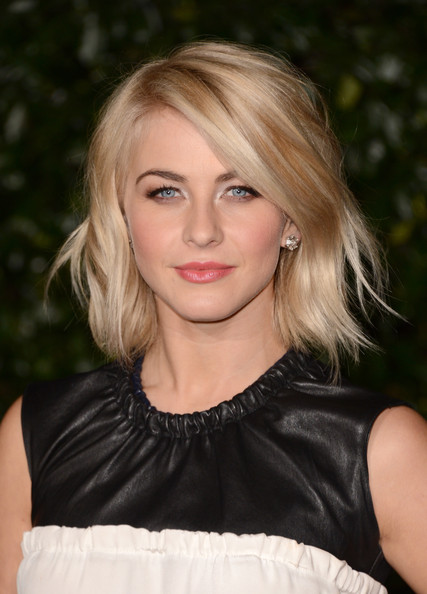More Pics of Julianne Hough Leather Dress (2 of 16) - Julianne Hough Lookbook - StyleBistro
