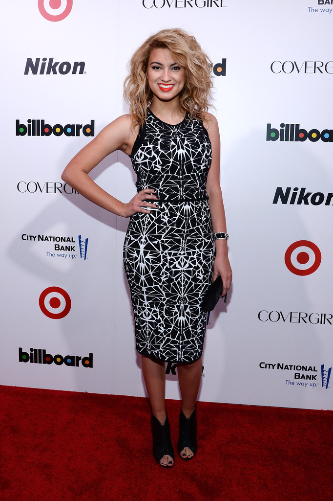 Tori Kelly Print Dress Print Dress Lookbook Stylebistro