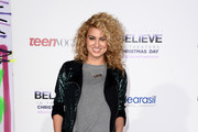 Tori Kelly Skirt Suit