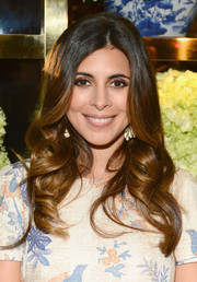 Jamie-Lynn Sigler looked dreamy with her long curly 'do at the Tory Burch Rodeo Drive opening.