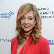 Allison Janney's Honey Blonde Locks