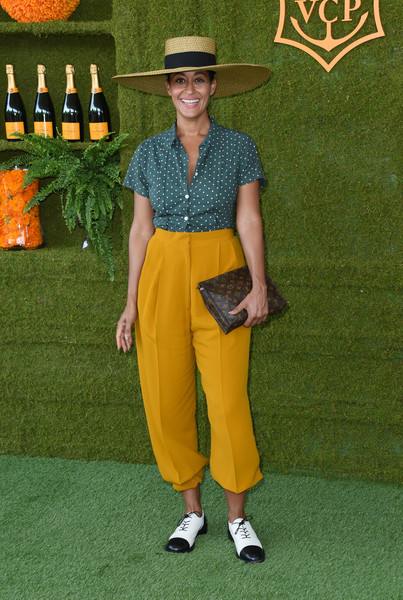 Tracee Ellis Ross Flat Oxfords